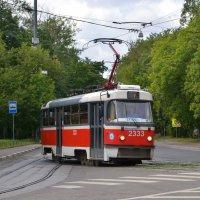 Трамвай МТТА-2 №2333 :: Денис Змеев