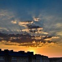 Из окна :: Денис Голушко