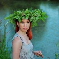 Нимфа :: Tatyana Anikina