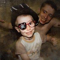 Юный пират :: Антонина