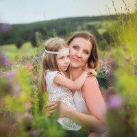 Мать и дочь))) :: Лидия Веселова