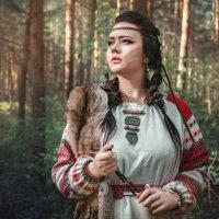 Рысь :: Мария Дергунова