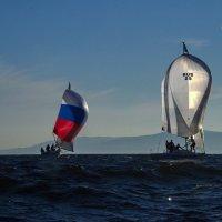 тени на парусах :: Ingwar