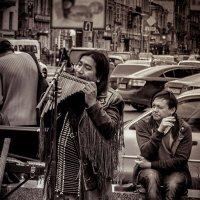 On the street :: Илья В.