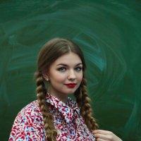 Портрет :: М. Дерксен Derksen