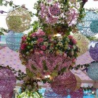 Цветы над головой :: Светлана