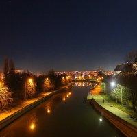 Ночной Калиниград :: Лина Свиридова