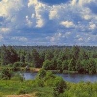 Отдых на озере :: Сергей Цветков