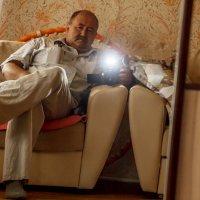 Я, фотоаппарат, зеркало, вспышка. :: Анатолий. Chesnavik.
