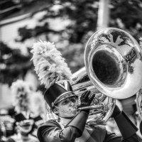 На параде. :: Gene Brumer