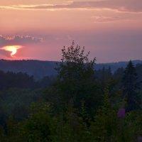 Время заката :: Николай Ярёменко