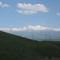 Гора Арагац :: Volodya Grigoryan