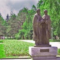 С днём семьи,любви и верности! :: galina tihonova