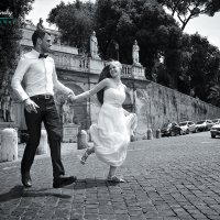 Wedding in Rome :: Dmitry Pechinsky