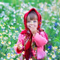 Голубоглазая Матрёшечка) С ДНЁМ СЕМЬИ, ЛЮБВИ И ВЕРНОСТИ! :: Ирина Кудряшова