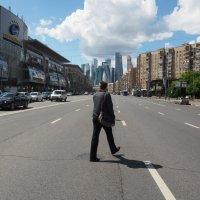 А я иду, шагаю по Москве :: Сергей Михальченко