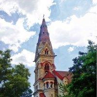 Кирха Св. Павла в Одессе :: Александр Корчемный