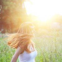 Разговор с солнцем :: Maxim Claytor