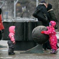 поцелуй с продолжением :: Олег Лукьянов