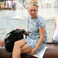 бантик на голове :: Олег Лукьянов