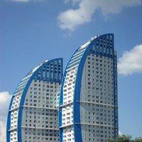 """жилой комплекс """" парус"""" :: МИХАИЛ КАТАРЖИН"""