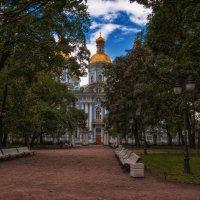Николо-Богоявленский Морской собор :: Дмитрий Б.