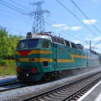 ЧС7 - 276 :: Сергей Уткин