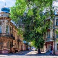 На углу Софиевского переулка. :: Вахтанг Хантадзе