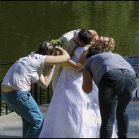 Страстный поцелуй :: Алексей Патлах