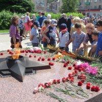 День памяти и скорби. Вязьма, 22 июня 2016... :: Владимир Павлов