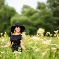 Дело в шляпе :: Мария Филимонова