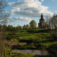 Церковь Спаса Преображения в Лосьмино (Смоленская область) :: Alexander Petrukhin