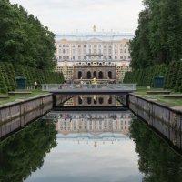 Когда засыпают фонтаны... :: Марина Павлова