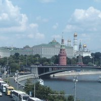 Москва :: марина ковшова