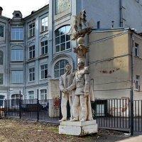 """Бурганов """"Два императора"""" :: Владимир Брагилевский"""