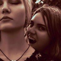 Модели: Ляля и Настя :: Эркин Делиев