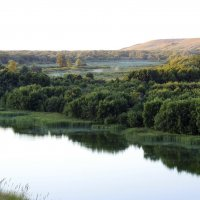 утро на озере :: татьяна