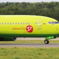 Boeing 737-800 :: Olga Al