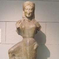 Бегущая Ника. 550 г. до н.э. :: Маера Урусова