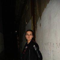 Гуляет по ночному городу :: Света Кондрашова