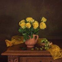 Розы и виноград :: Надежда