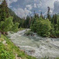 Река Гоначхир. :: Аnatoly Gaponenko