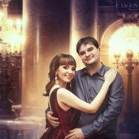 Балом правит любовь :: Дарья Суркина