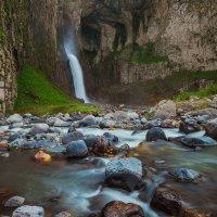 Водопад Тузлук Шапа II :: Ольга Брага