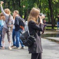Взгляд со стороны :: Дима Пискунов