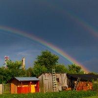 две радуги - к удаче :: Y Laskina
