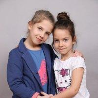 сестренки :: Ольга
