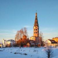 Монастырь :: Aleksandr Shishin
