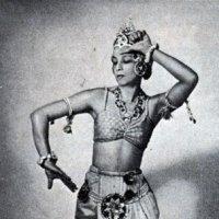 Моя бабушка ( прима балерина Молдавии :: Natalia Kalyva