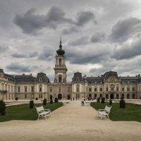 Дворец Фештетичей (Кестхей, Венгрия) :: Борис Гольдберг